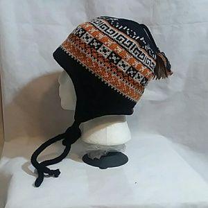 Levi's 100% Wool Knit Winter Hat
